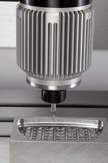 High Speed Machining Spindle for Moldmaking