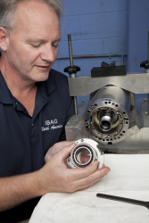 High Speed Spindle Repair